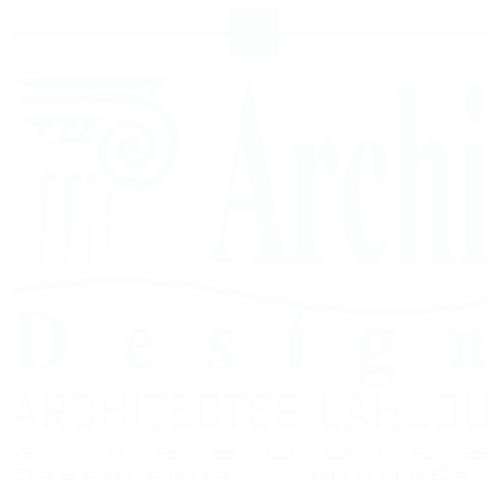 Archidesign – Architectes LAHLOU